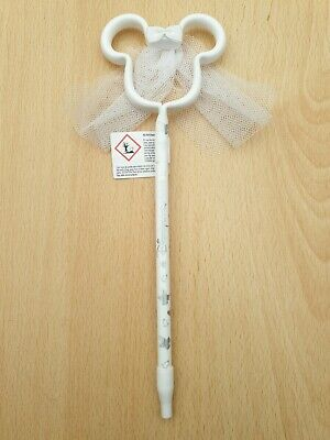 Disneyland Paris Minnie Mouse Bride Pen.Brand New With Tags.