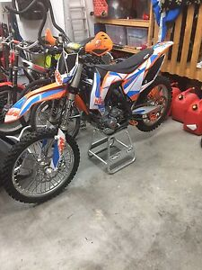 2013 Ktm 350sxf tons of extras and low hours
