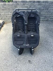 City select city mini GT double stroller