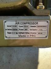 air compressor Macquarie Fields Campbelltown Area Preview