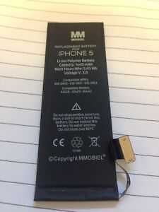 NEW IPhone 5 Battery