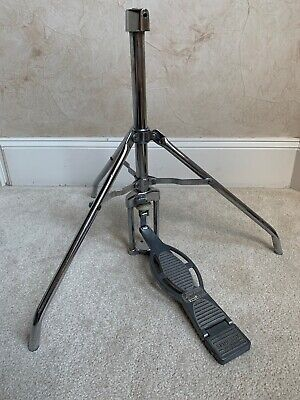 LUDWIG 70s Vtg Hercules Tube Hardware Rubber FEET Lot of 3x Cymbal Snare Stand