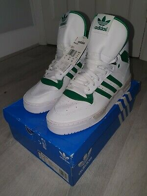 Adidas Rivalry Hi tops High Sneakers Trainers shoes UK 10.5