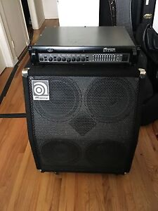 Ampeg SVT3Pro and BSE410HS 4x10 Cab Kitchener / Waterloo Kitchener Area image 2