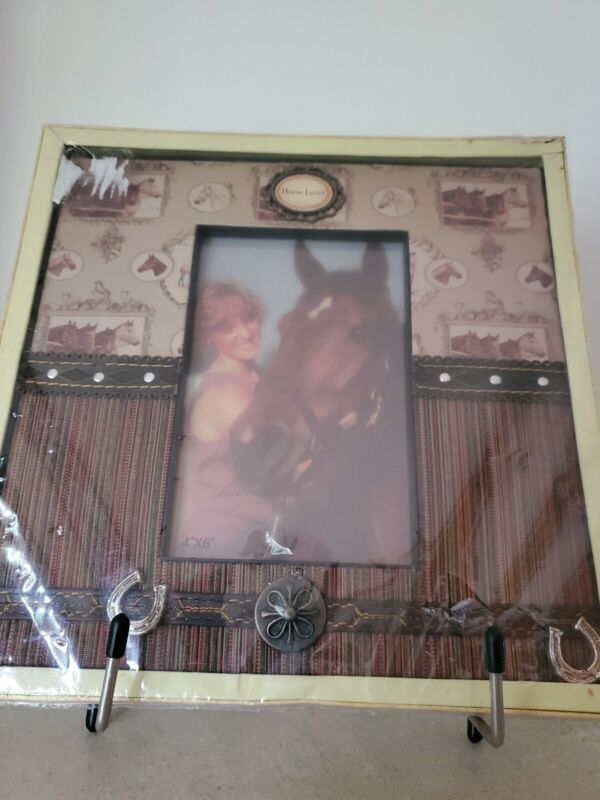 Keypoint Horse Lover Picture Frame