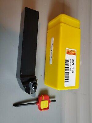 Sandvik Coromant Ddjnr 16 4d T-max P Shank Tool For Turning
