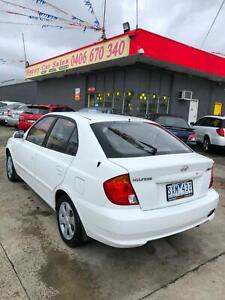 Hyundai Accent 2004 >>> RWC << 4 cylinder 1.6 Litre Dandenong Greater Dandenong Preview