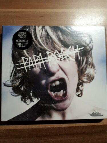 PAPA ROACH - Crooked Teeth - Limited Deluxe Edition 2 CDs - NEU + OVP