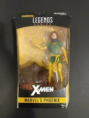 "PHOENIX Marvel Legends 6"" figure 2016 Juggernaut Torso Body BAF X-Men Jean Grey"