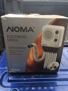 Noma boot or glove heater