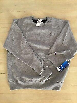 Oxford Grey Champion Men's Powerblend Fleece Pullover -
