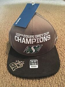 Roughriders Grey Cup hat