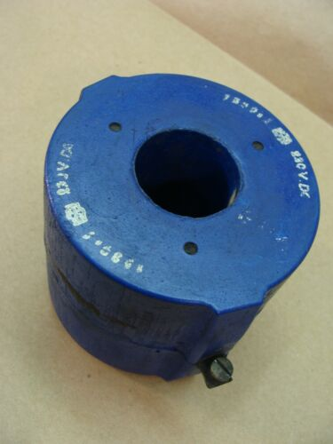 Eaton Cutler Hammer 1589-1 230v DC magnetic contactor coil blue