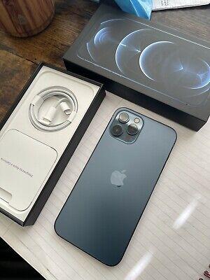 Apple iPhone 12 Pro Max - 256GB - Pacific Blue (Verizon)