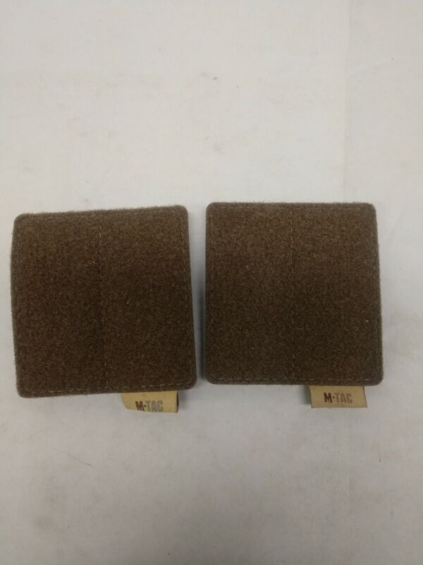 M-TAC MOLLE Hook and Loop Panels FDE