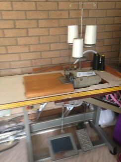 Industrial Sewing Machines (Cira 60s)