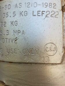 LPG  tanks. Restamped Tweed Heads Tweed Heads Area Preview