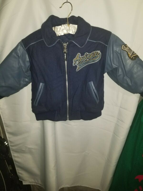 Avirex Leather jacket size 4