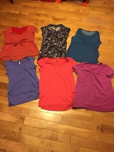 Maternity tops medium size