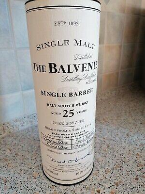 BALVENIE Single Barrel 25 Years
