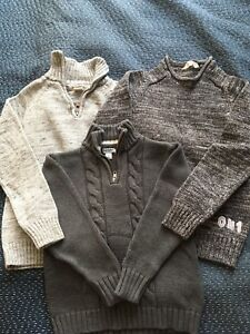 Sweaters set of 4 for boys