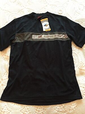 c65adff568 Scott BIKEWEAR Cycling T Shirt BNWT Size L Nomad Black Green