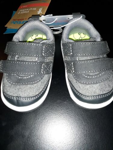 Surprise By Stride Rite Norman Stage 2 First Walker Baby Boy