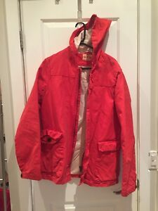 Scotch and Soda Red Spring Jacket