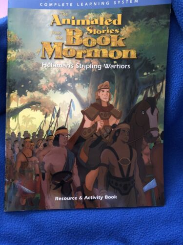 Helaman s Stripling Warriors Resource And Activity Book Animated Stories - $0.99