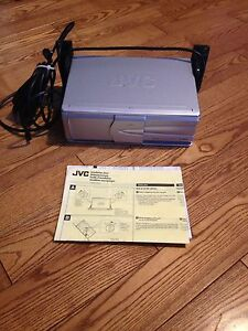 JVC 12 Disc Cd Changer