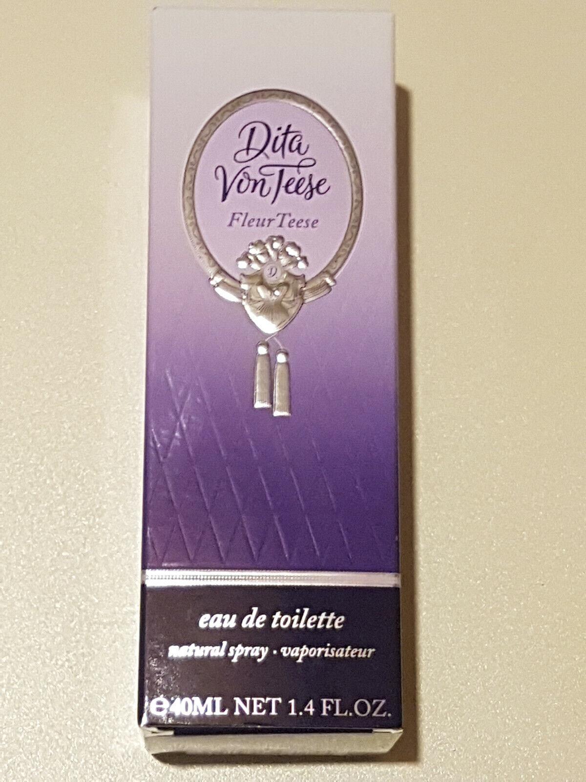 Dita von Teese Fleur Teese 40 ml EdT Eau de Toilette for woman FleurTeese OVP
