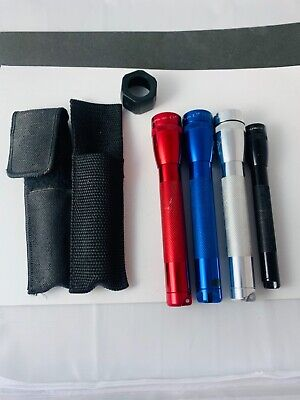 AA Maglite light Lot