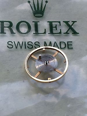 GENUINE Authentic Rolex 3035 3055 - 5019 Balance Wheel Complete