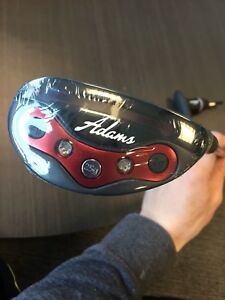 Adams Red 20 degree Hybrid (new) RH