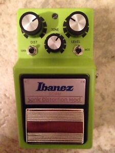 Ibanez SD9M for trade for a Boss SD-1 or for sale