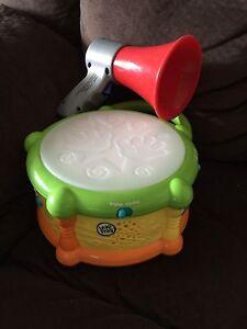 Bundle of 2 baby toys: drum & horn Werrington Penrith Area Preview
