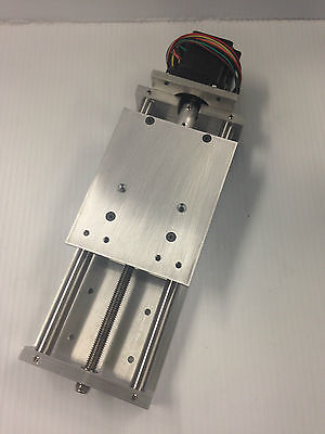 Z Axis Slide 5 - 6 Travel For Cnc Router 3d Printer Plasma