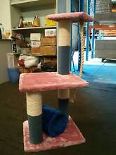 Cat tree scratching post (WP-C014) Maddington Gosnells Area Preview