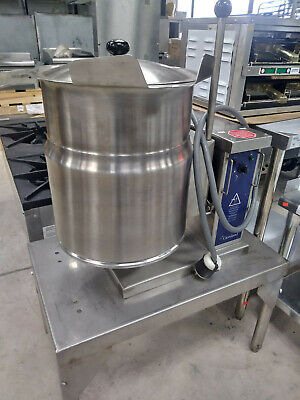 Ket-6  Cleveland Used Counter Top Electric Tilting Kettle Includes Free Shipp
