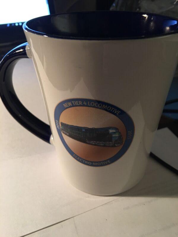 Cup New Tier 4 Locomotive EDM