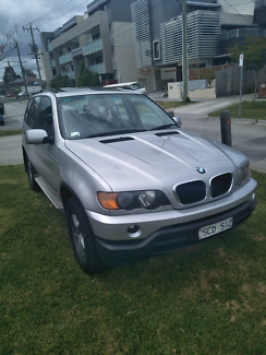 BMW X5 - DIESEL - for swaps or sale