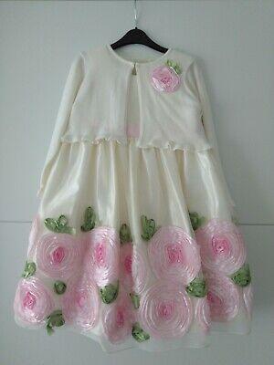 Tk Maxx 💓 Festliches Mädchen Kleid Cinderella Prinzessin 💓 Größe 4T 98/104