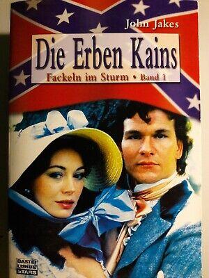 John Jakes DIE ERBEN KAINS / FACKELN IM STURM Amerikanischer Bürgerkrieg Bd.1 gebraucht kaufen  Scheeßel