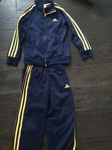 Boys adidas track suit / Nike track suit