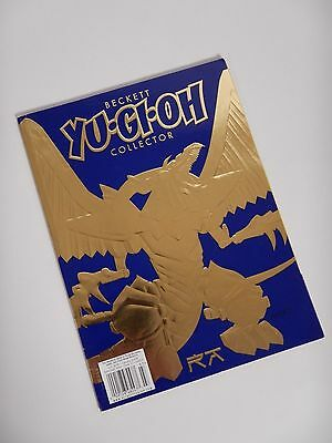Beckett Yu Gi Oh Collector - June 2004 Issue 12 - Winged Dragon of Ra