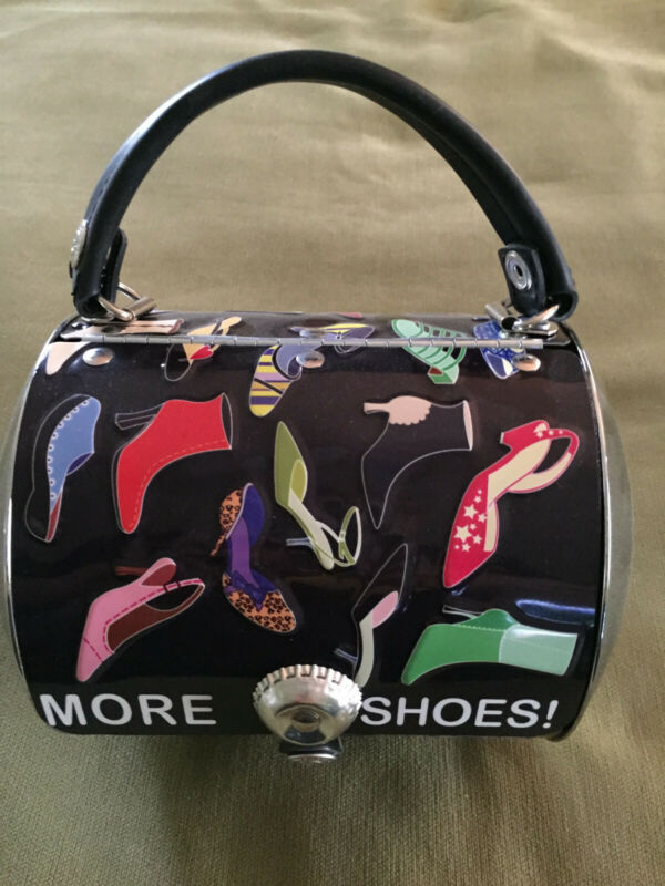 LittleEarth recycled bag, More Shoes, has Certificate of Authenticity