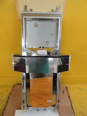 Brooks Automation Fixload 25 300Mm Silicon Wafer Load Port Used Working