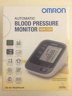 Omron Blood Pressure Monitor HEM-7320 - NEW!! Dandenong Greater Dandenong Preview