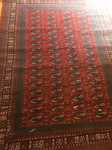Turkish rug $50 pick up only please Elwood Port Phillip Preview