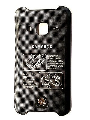 Original Genuine OEM AT&T Samsung Galaxy Rugby Pro i547 Battery Door Back Cover for sale  Shipping to Canada